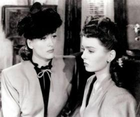 Ann Blyth Joan Crawford from the 1945 film Mildred Pierce